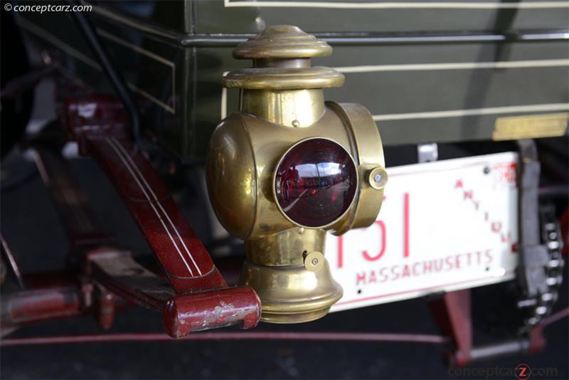 1908 REO Model G