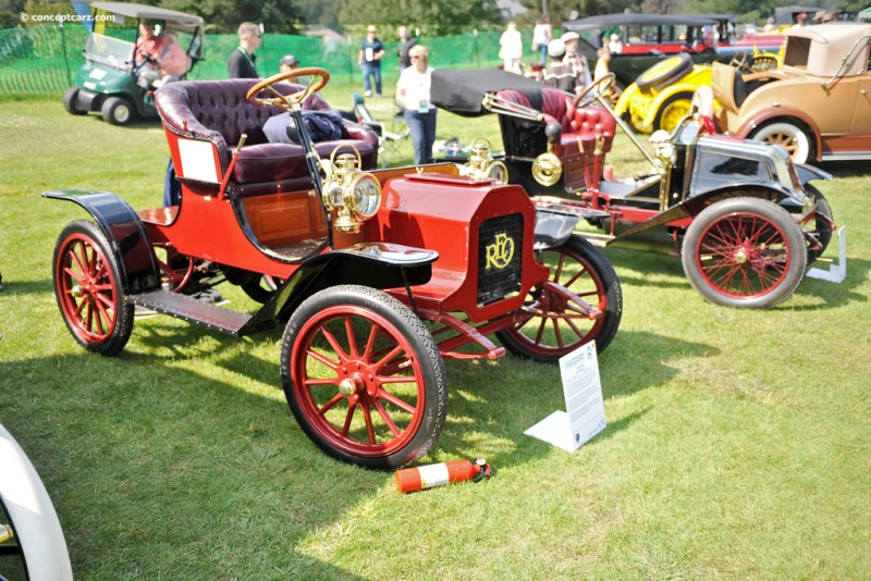 1909 REO One Cylinder