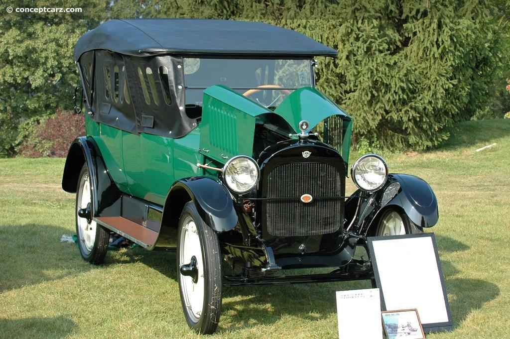 1918 REO Type T | conceptcarz com