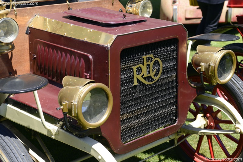 1905 REO Two-Cylinder