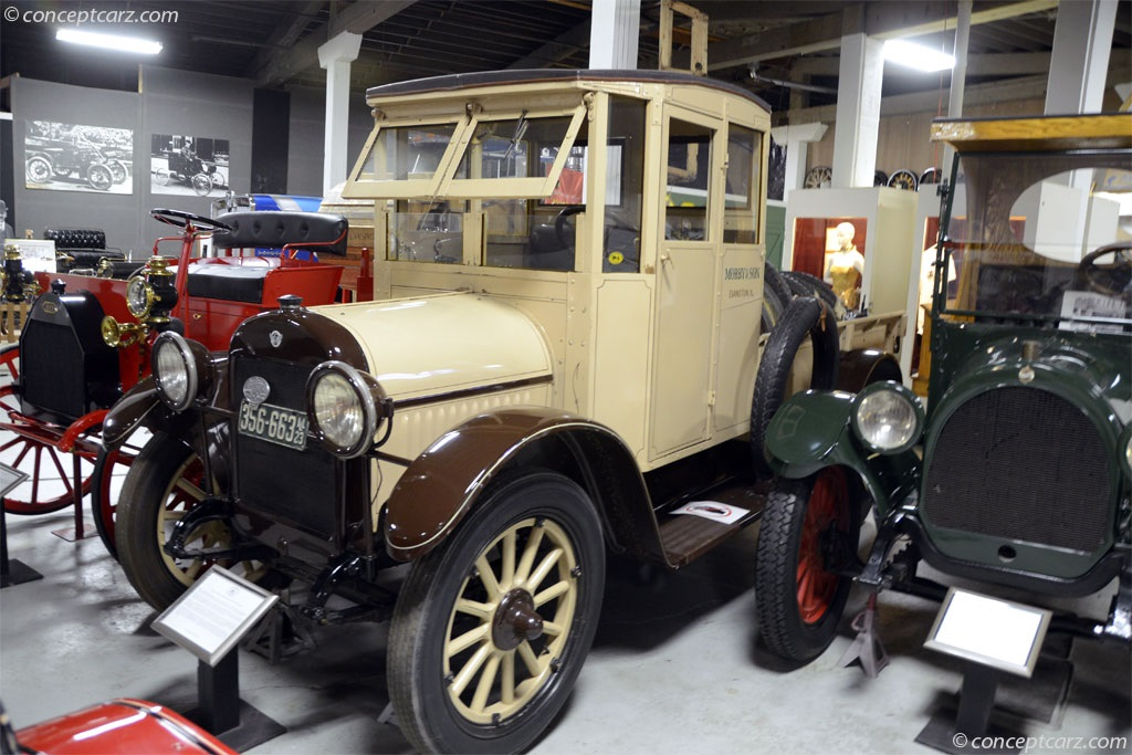 Auto Auction Pa >> 1923 REO Speedwagon History, Pictures, Value, Auction ...