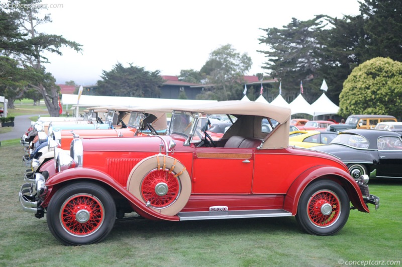1929 REO Flying Cloud Master