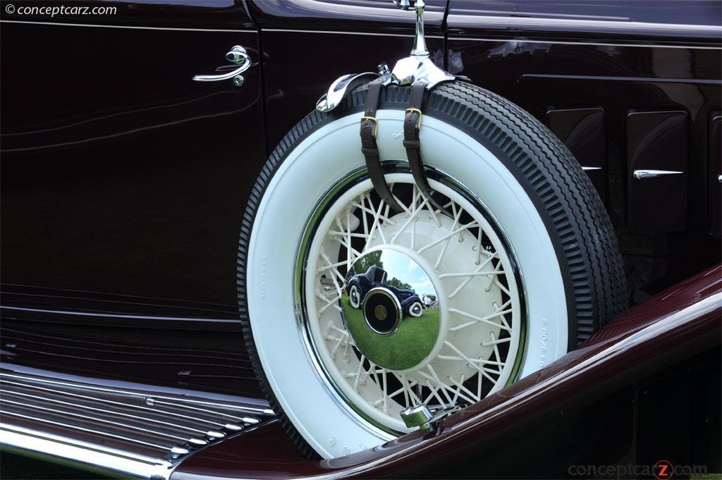 1931 REO Royale Model 35