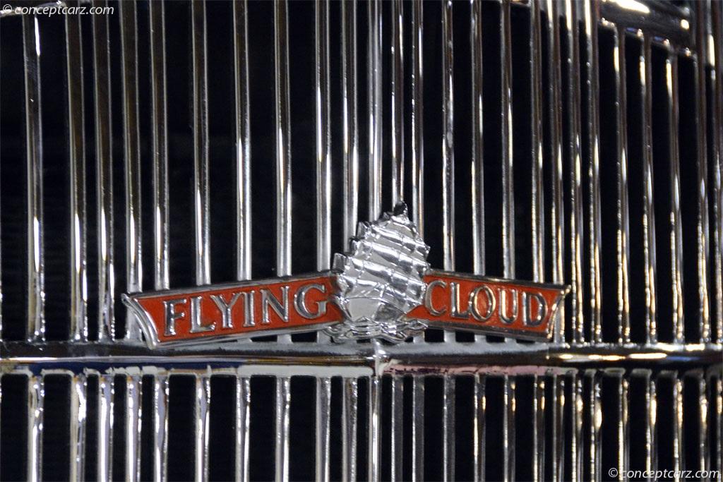 1936 REO Flying Cloud