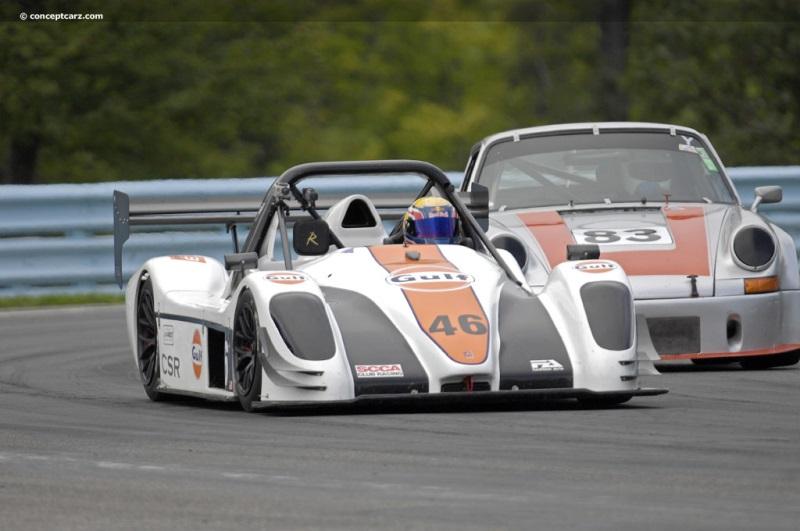 2011 Radical SR3 RS