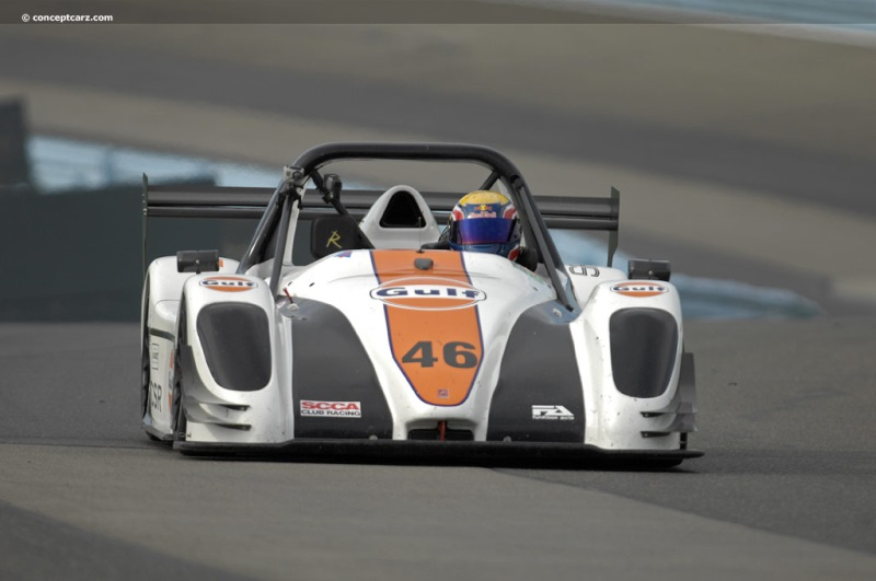 2011 Radical SR3 RS