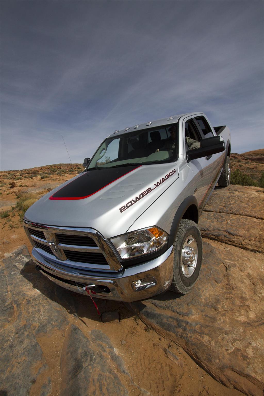 2012 Ram 2500 3500 Heavy Duty Image Https Www