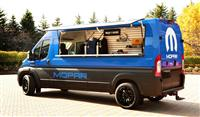 Popular 2014 ProMaster Hospitality Van Wallpaper