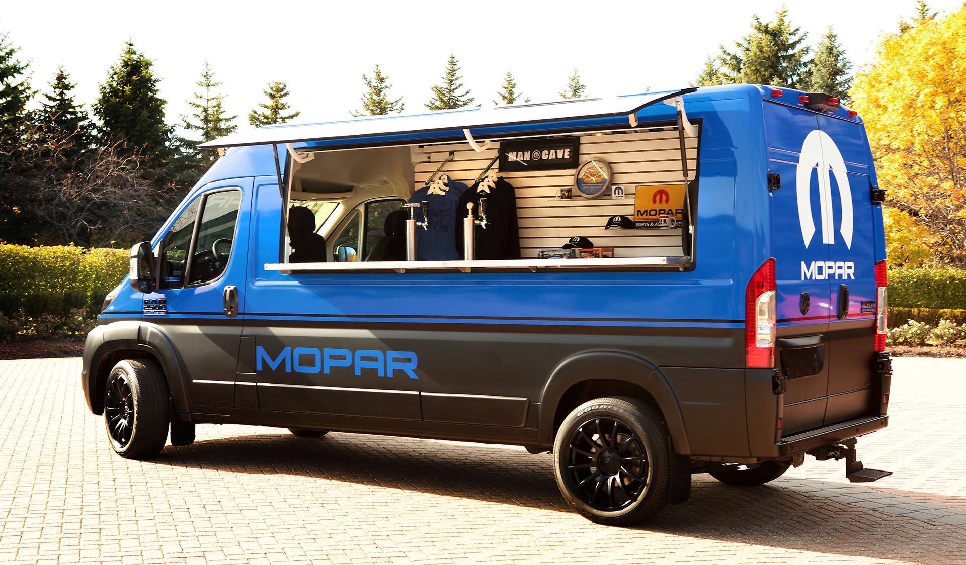 2014 Ram Promaster Hospitality Van News And Information