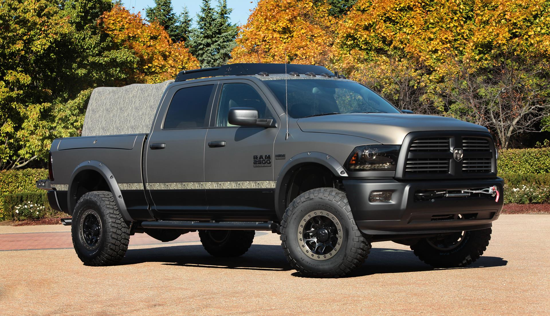 2014 Ram 2500 Outdoorsman News And Information Research