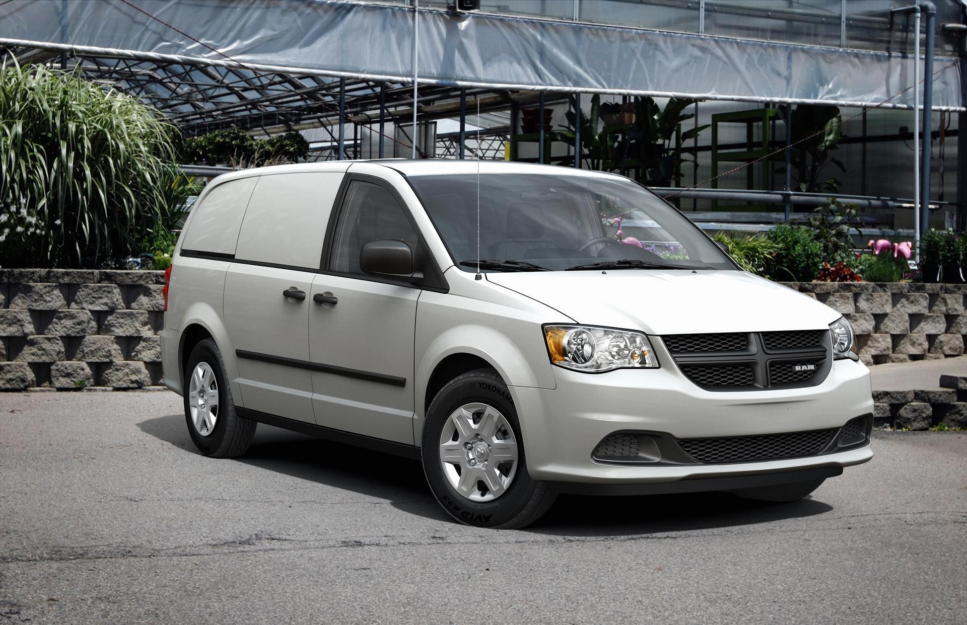 2015 Ram Cargo Van Images | conceptcarz.com