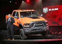 Ram Power Wagon Monthly Vehicle Sales