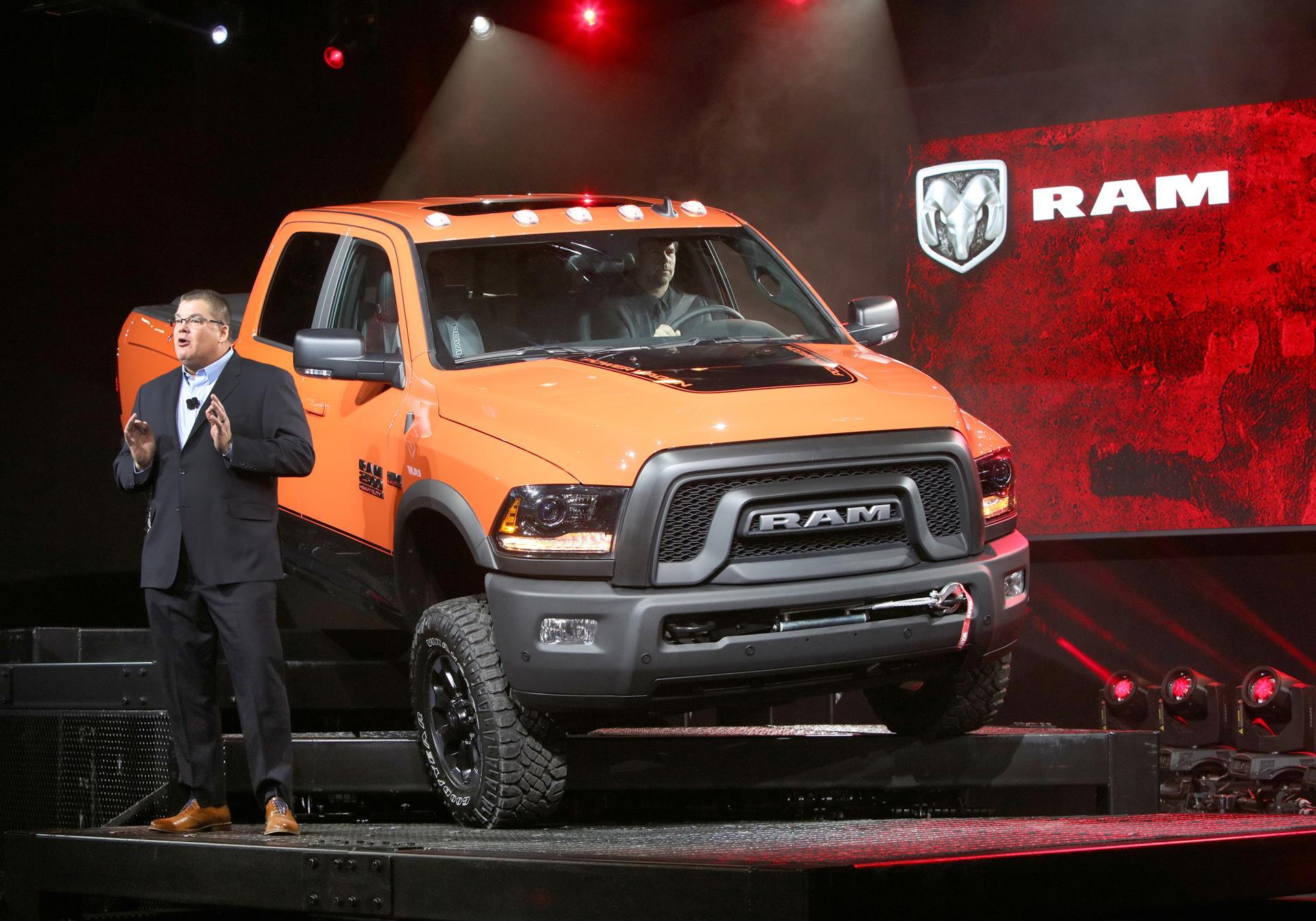 2017 Ram Power Wagon News and Information | conceptcarz.com