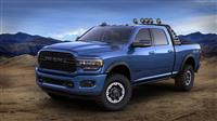 Popular 2019 Ram 2500 Heavy Duty Customized Wallpaper