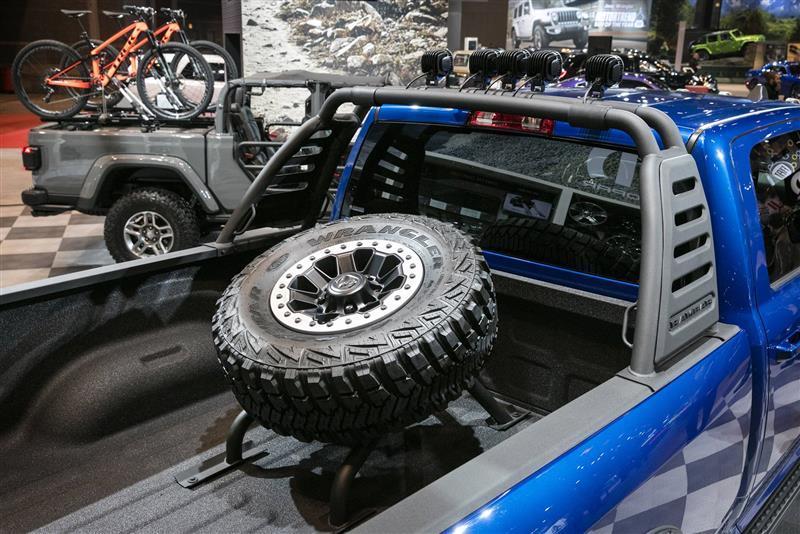 2019 Ram 2500 Heavy Duty Customized