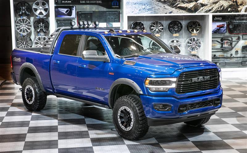 2019 Ram 2500 Heavy Duty Customized