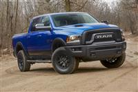 Ram 1500 Rebel Blue Streak image.