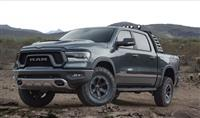 Popular 2018 Ram 1500 Rebel Concept Wallpaper