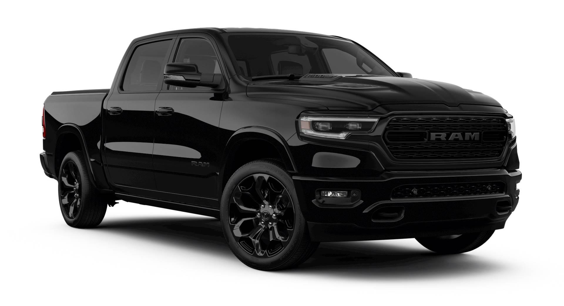 2019 Ram 1500 Limited Black Edition News And Information
