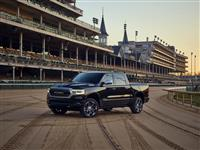 Popular 2018 Ram 1500 Limited Kentucky Derby Edition Wallpaper
