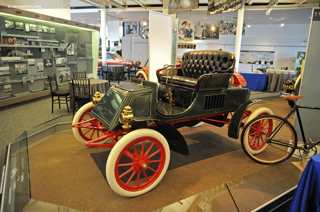 Great Auto Sales >> 1902 Rambler Model C History, Pictures, Value, Auction Sales, Research and News