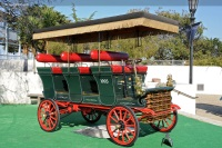 1905 Rapid Nine-Passenger Omnibus