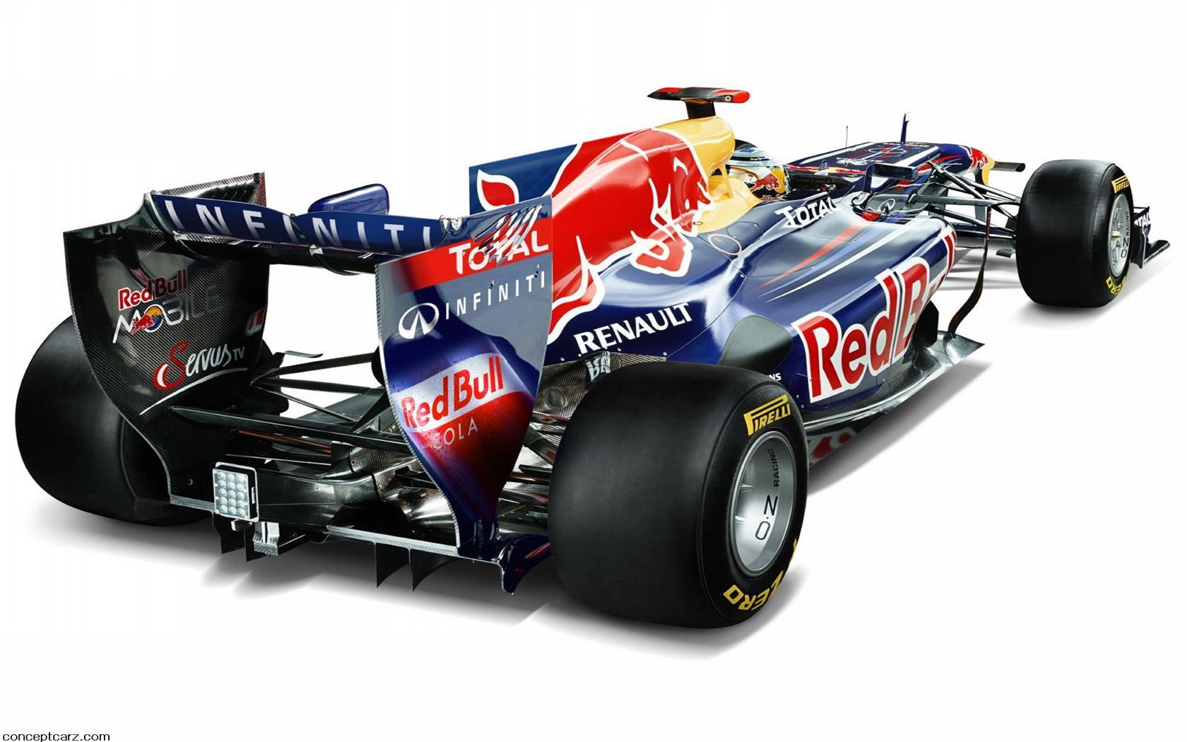 Red Bull Racing F Car