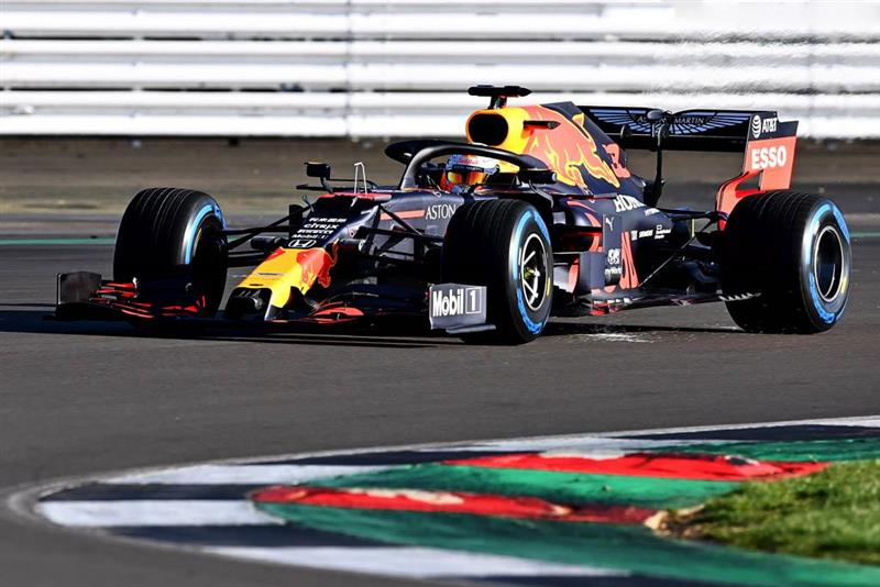 Red Bull RB16 photo