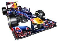 2012 Red Bull Formula 1 Season