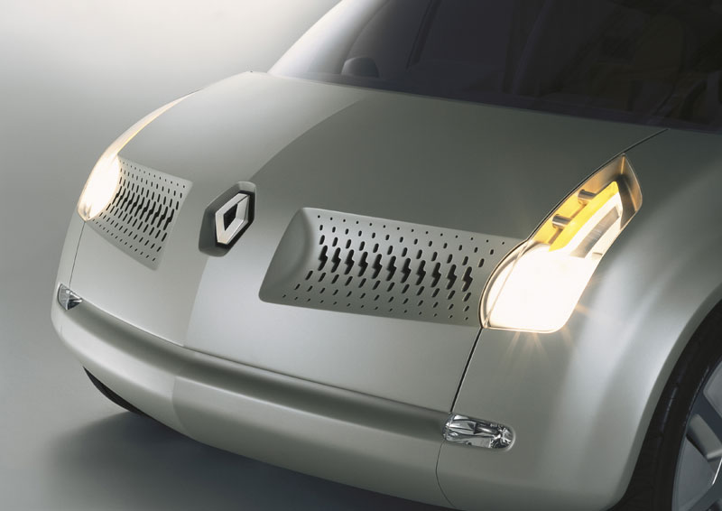 2002 Renault Ellipse Concept Image Photo 7 Of 25