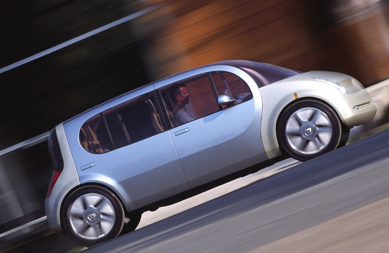 2002 Renault Ellipse Concept Image Photo 1 Of 25