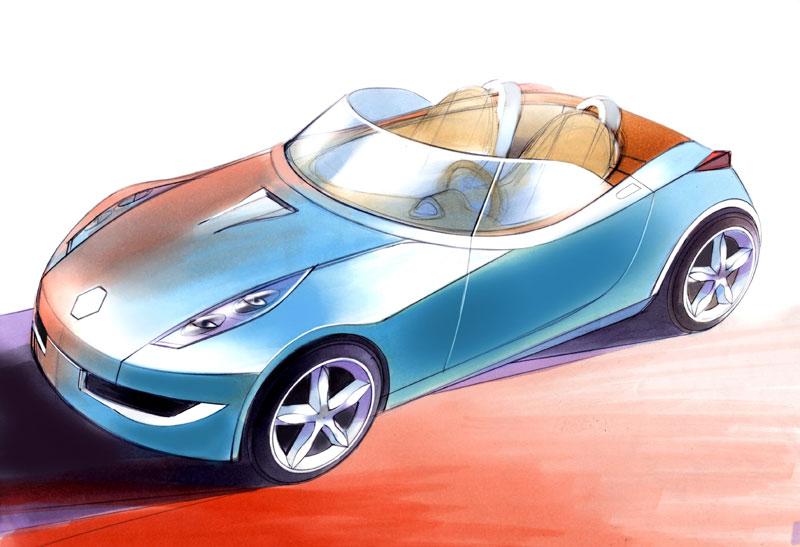 2004 Renault Wind Image Photo 36 Of 54