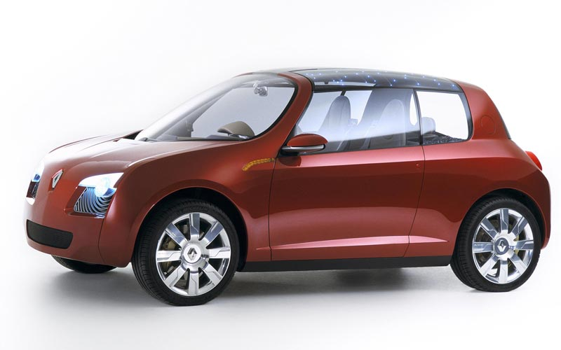 2005 renault zoe technical and mechanical specifications. Black Bedroom Furniture Sets. Home Design Ideas