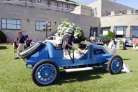1907 Renault Model AI 35/45.  Chassis number 4895