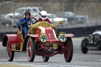 1907 Renault Vanderbilt Racer image.
