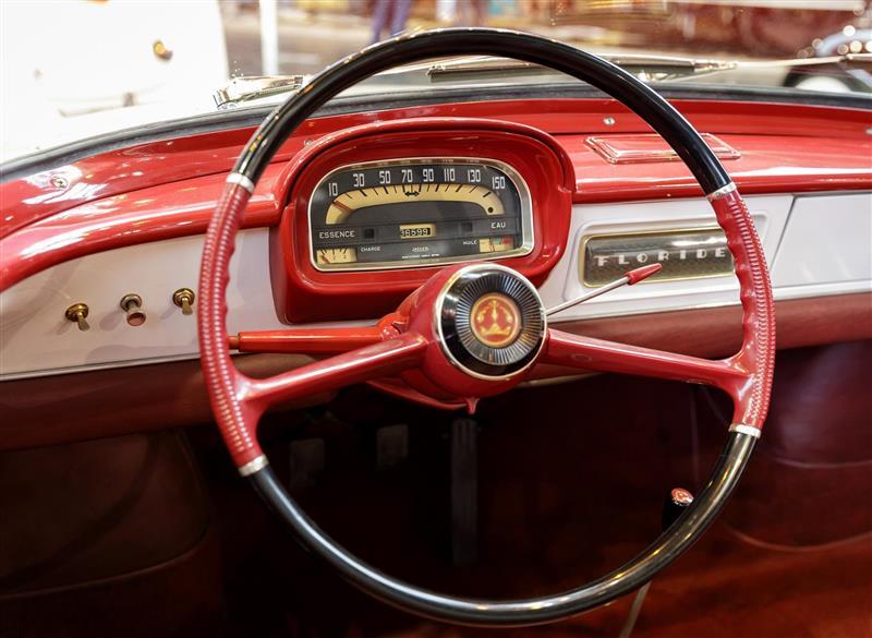 1961 Renault Floride Image Https Www Conceptcarz Com
