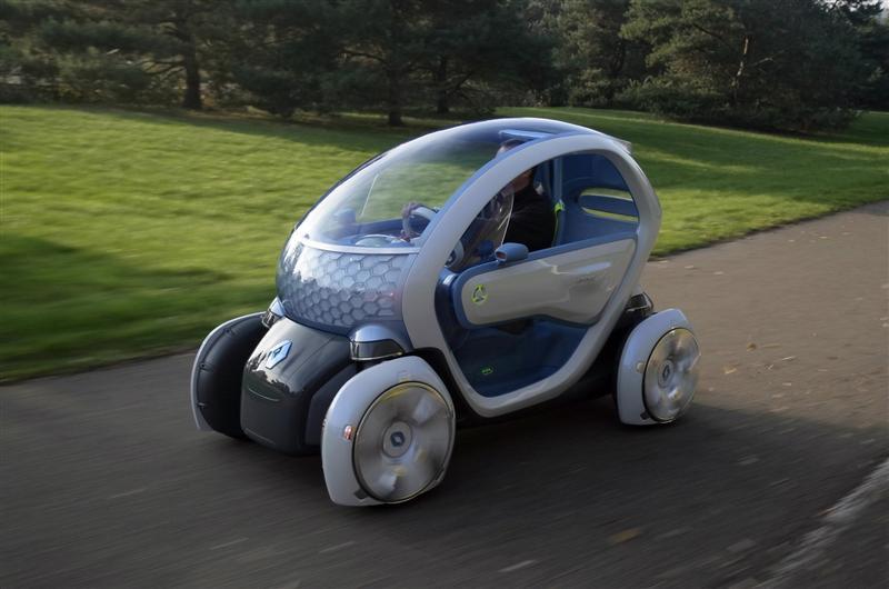 2010 Renault Twizy Z.E. Concept