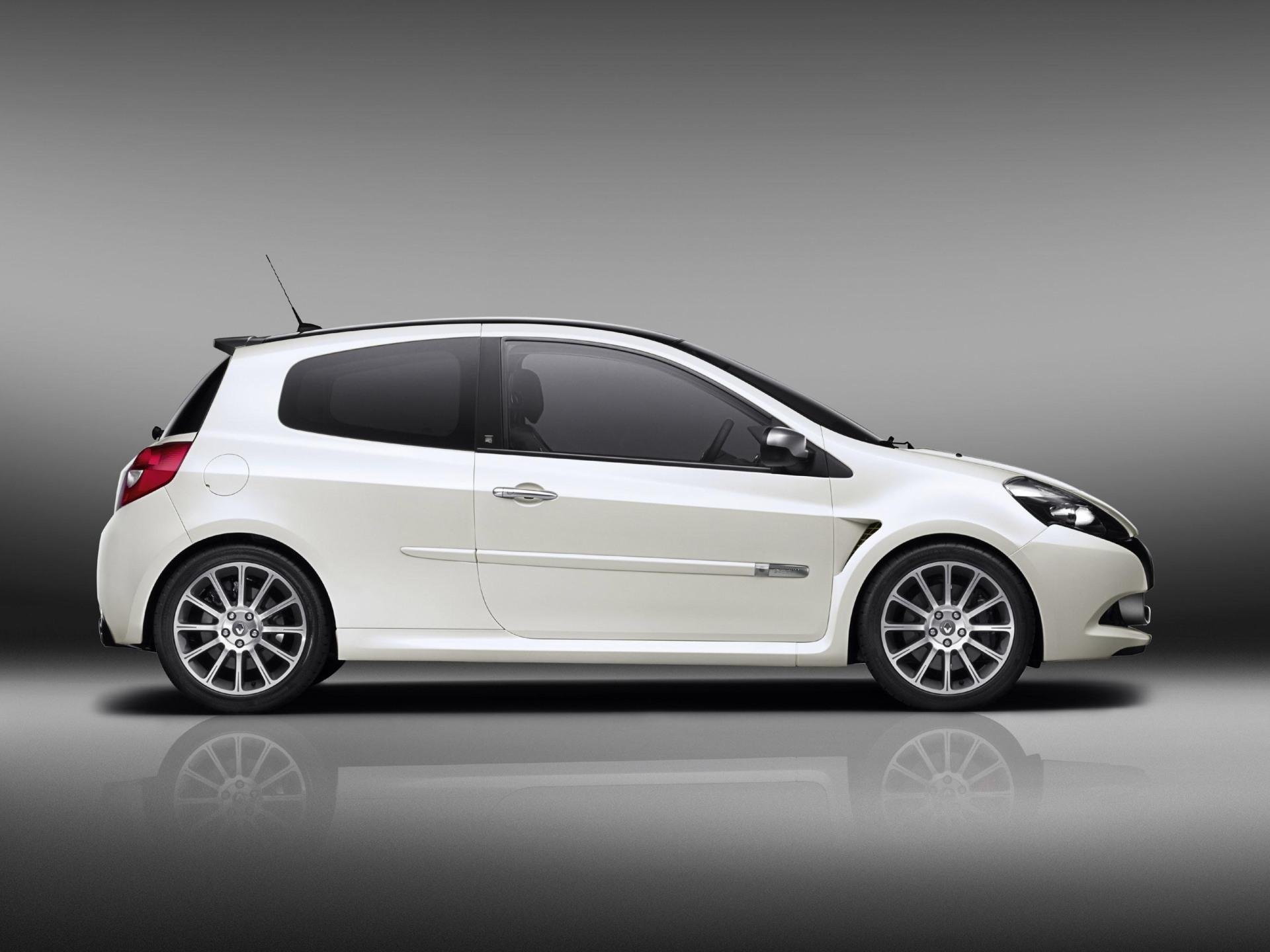 2010 Renault Clio 20th Anniversary Edition