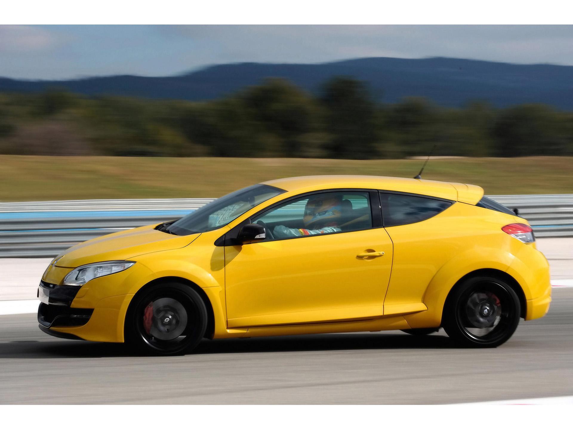 2010 Renault Megane Rs News And Information Com