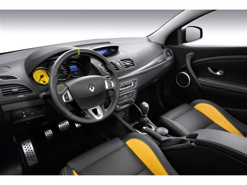 2010 Renault Mégane RS thumbnail image