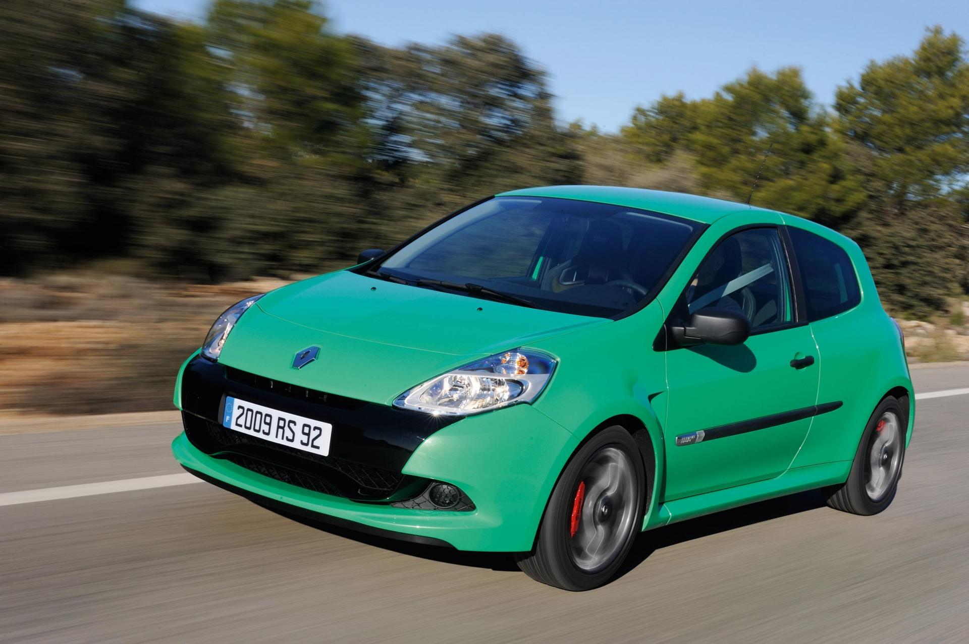 Green Auto Sales >> 2010 Renault Clio RS News and Information | conceptcarz.com