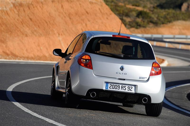 2010 Renault Clio Rs Image Photo 5 Of 11
