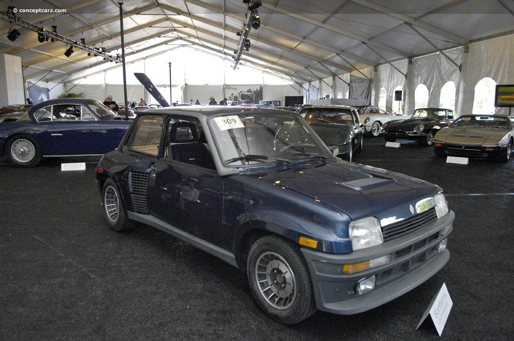 1986 Renault R5 Turbo 2 Conceptcarz Com