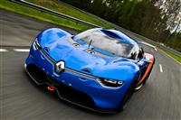 Popular 2012 Alpine A110-50 Concept Wallpaper