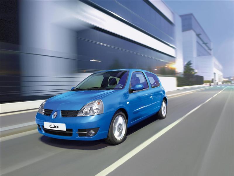 2009 Renault Clio Campus Image Photo 16 Of 38