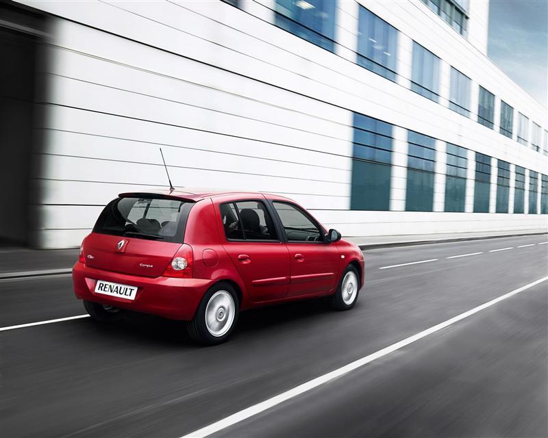 2009 Renault Clio Campus Image Photo 6 Of 38