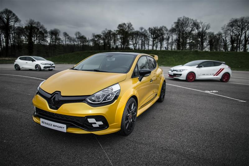 2016 Renault Clio Rs16 Concept Image Photo 9 Of 11