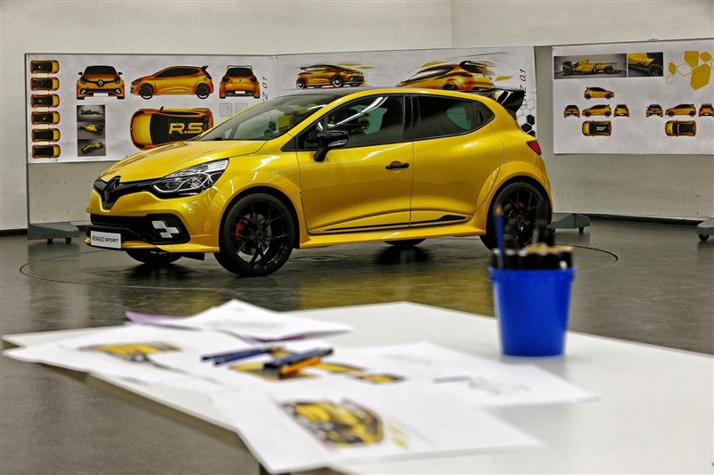2016 Renault Clio Rs16 Concept Image Photo 7 Of 11