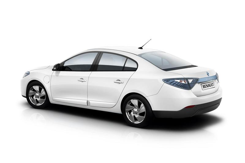 2012 Renault Fluence Ze News And Information