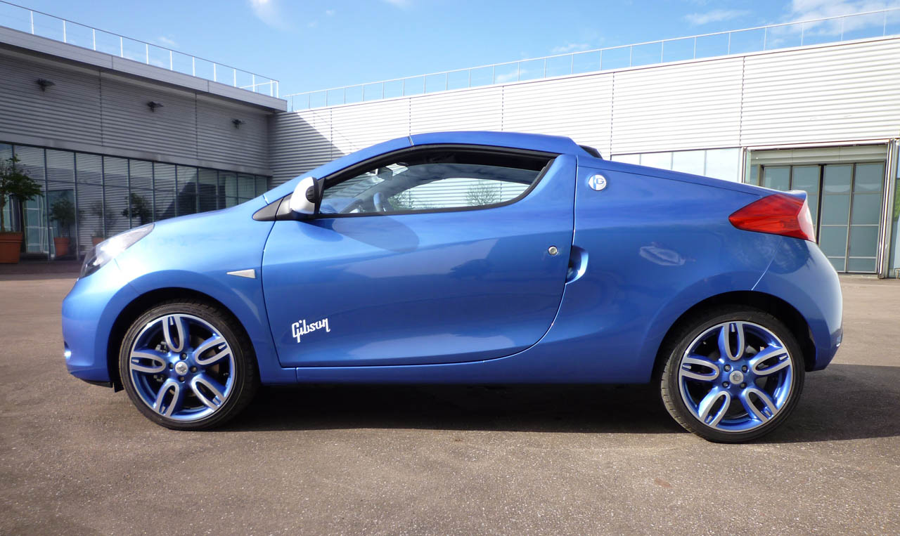 2012 Renault Gordini By Gibson News And Information
